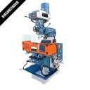 PK-1¼-FMB | NARVIK FREESMACHINE VARIO m. Frequentie Regelaar [ISO 40] z. DIGITAAL [ROOKIE] 400V/2,2kW
